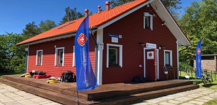 Vabatahtlikud päästjad tagavad suvekuudel turvalisust Aegna saarel